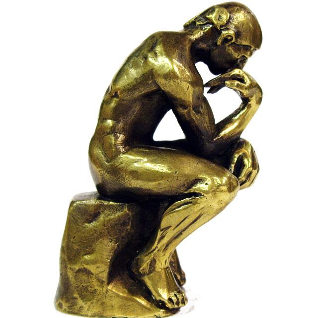 Мыслитель (О. Роден)