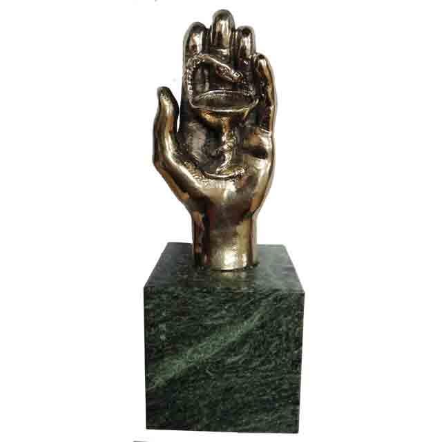 Символ здравоохранения (рука)