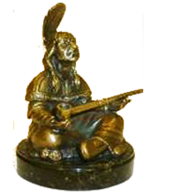 Индеец(Трубка мира)