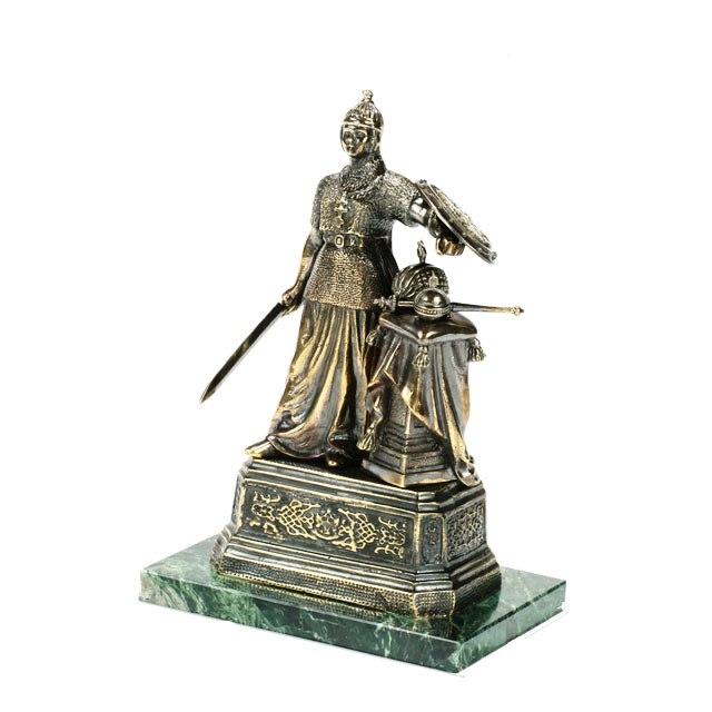 Копия скульптуры «Великая Россия»  (малая)