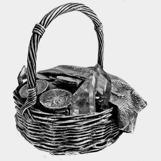 Сувенирная корзина