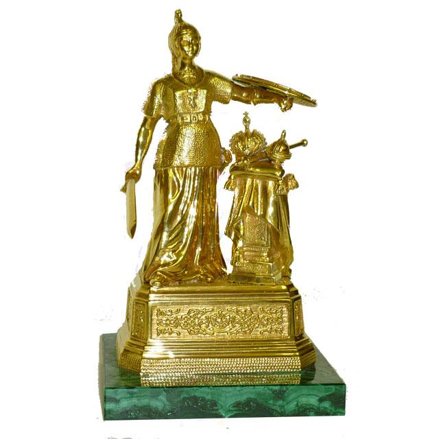 Копия скульптуры  «Великая Россия»   (средняя)