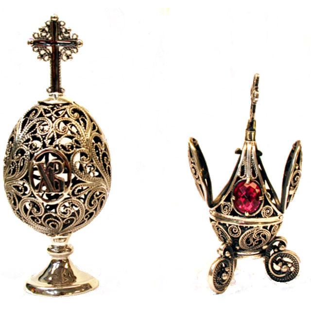 Подарочное яйцо «Хранительница»