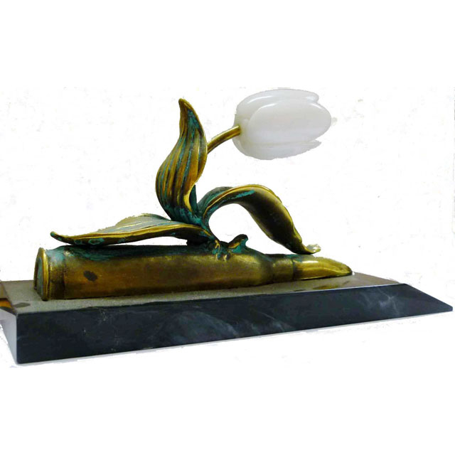 Белый тюльпан(Алишаев)