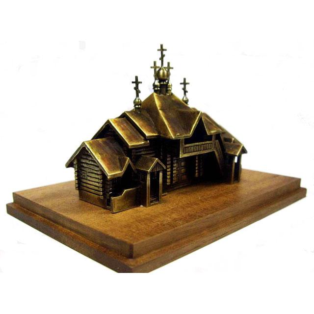 Ганина яма – надвратная церковь