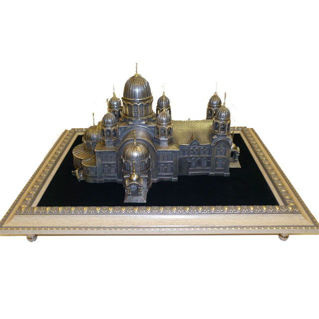 Крестовоздвиженский храм (Верхотурье)