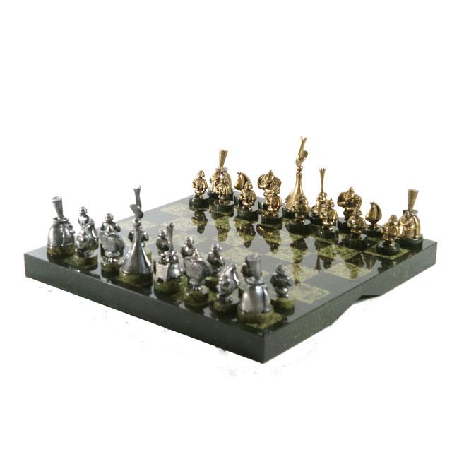 Шахматы (Русский стиль)