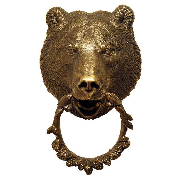 Дверная ручка «Медведь»